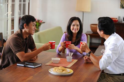 Gần 6000 ly NESCAFÉ hương vị đậm đà được tiêu thụ mỗi giây trên toàn cầu