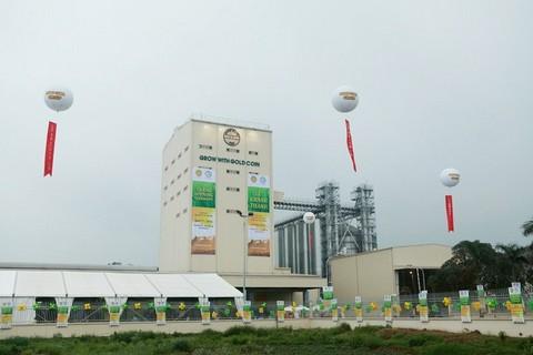 Khánh thành nhà máy thức ăn chăn nuôi Gold Coin Hải Dương