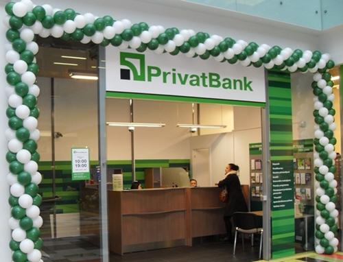 Privatbank 5675 1398239227 Nga bất ngờ thông báo đóng cửa 4 ngân hàng Ukraine tại Crimea