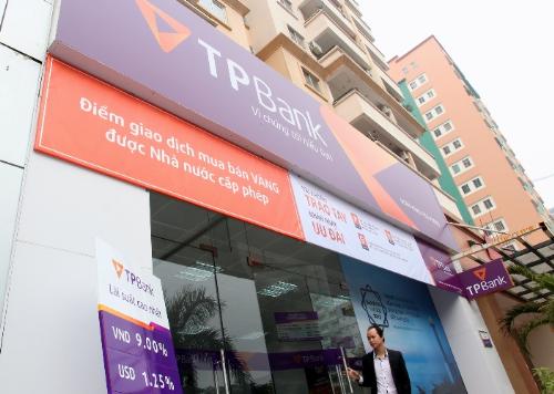 TPBank tuyển dụng nhiều vị trí trong tháng 5