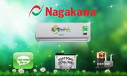 Nagakawa ra mắt điều hòa Crystal 2014