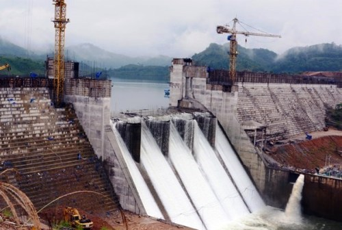 Công trình Nâng Cấp thủy điện thác mơ 1.588 tỷ