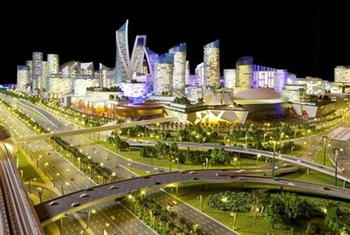 malloutside 6982 1404705125 Dubai xây trung tâm thương mại lớn nhất thế giới