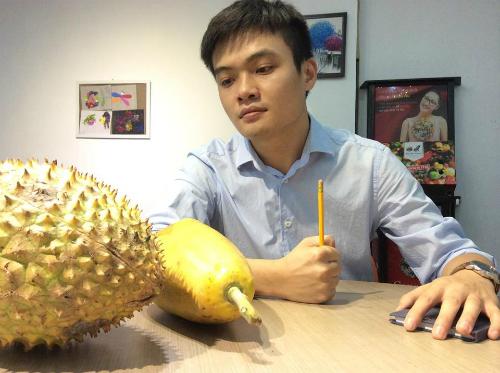 Combo Trai cay JPG 5784 1405594792 Chuyên viên ngân hàng nghỉ việc đi bán trái cây online