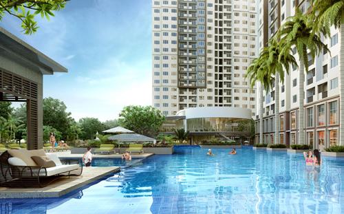 Pool3 Duc 140731 guiVNexpress 1919 1407461925 Dự án khu căn hộ phong cách Singapore tại Nam Sài Gòn