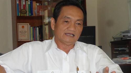 Tiến Sĩ Trần Du Lịch: 'Không nên tính GDP theo địa phương'