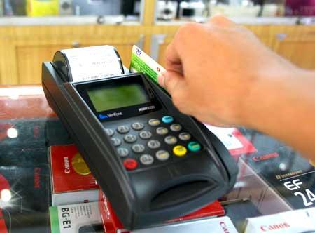 5 lý do khiến người dân ngại thanh toán thẻ