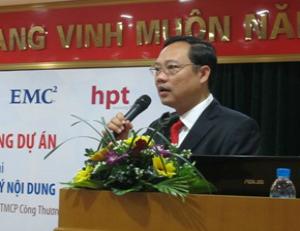 Sếp Vietinbank làm Phó vụ trưởng Ban kinh tế Trung ương