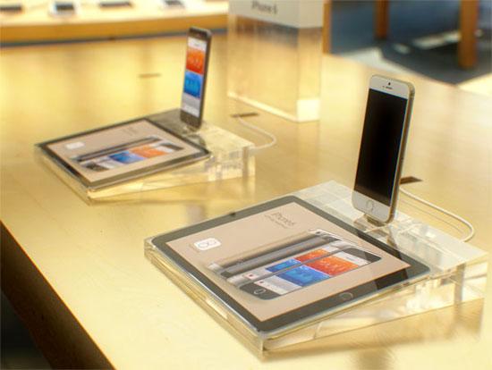 Bộ đôi iPhone 6 có lượng đặt mua cao kỷ lục