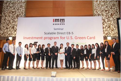 Một trong những hội thảo thành công của IMM Group.
