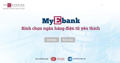 Gần 30 ngân hàng đăng ký tham gia My Ebank 2014