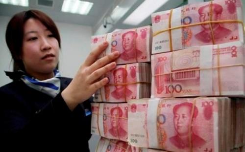 Nhân dân tệ ngày càng phổ biến trong tài chính thế giới