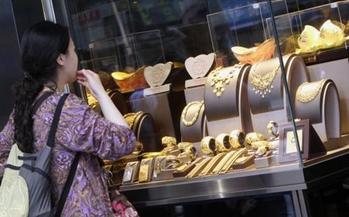 gold scmp 7684 1411778856 Giá vàng thế giới bất ngờ bị mất giá 4 tuần liên tiếp