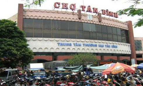 Chợ Tân Bình ngừng kế hoạch xây mới</a>