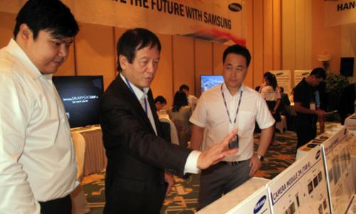 Samsung nhận giấy phép đầu tư 1,4 tỷ USD vào TP HCM