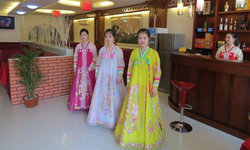 tt 7846 1412260561 Nhà hàng Triều Tiên cực hút khách tại Sài Gòn