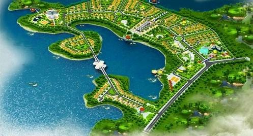 Bất động sản nghỉ dưỡng Paradise Đại Lải Resort