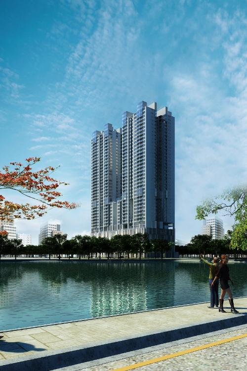 Căn hộ New Skyline giá từ 20,8 triệu đồng một m2