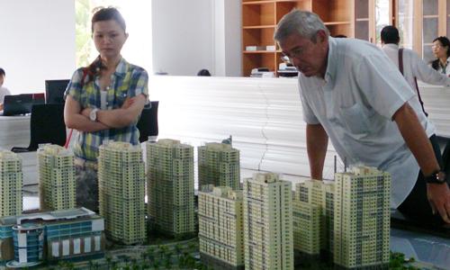 Đầu tư địa ốc khối ngoại cần môi trường thoáng hơn