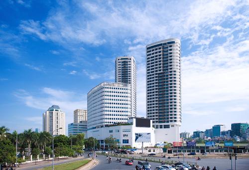 Indochina Plaza Hanoi Ưu đãi 8 căn hộ cuối
