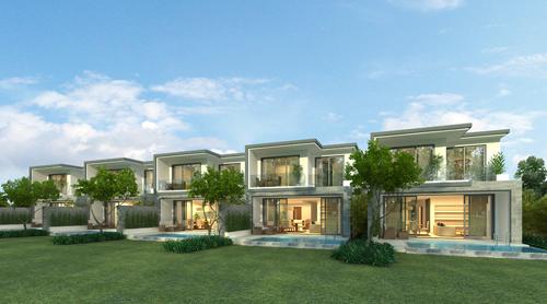 VinaLiving mở bán dự án biệt thự sân golf The Point
