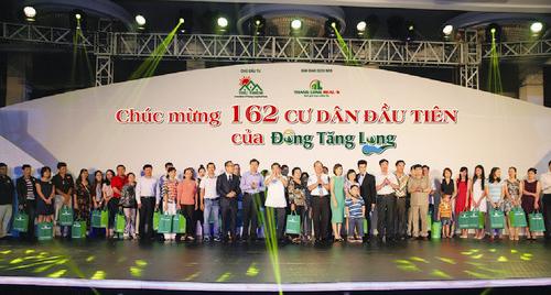 16 10 201454 6579 1413513290 Mở bán thành công đợt một đất nền dự án Đông Tăng Long