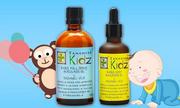 Tanamera Kidz - dầu organic cho bé yêu