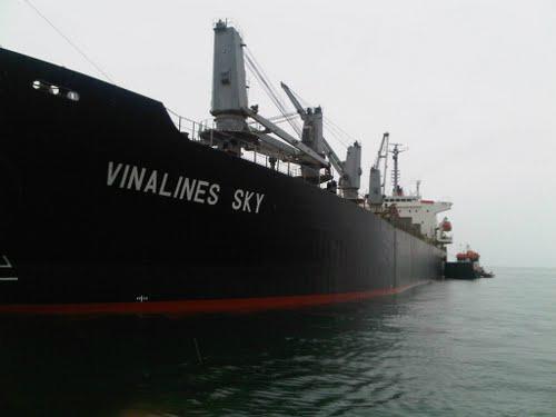 Thua kiện 3 triệu USD, Vinalines muốn quay lại đàm phán