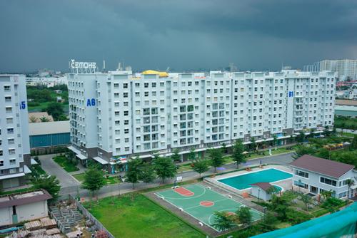 Mua EHome 3 Vietcombank cho 300 khách hàng vay
