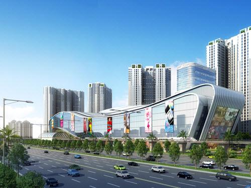 Nhiều dự án bất động sản ở Khu Đông TP HCM