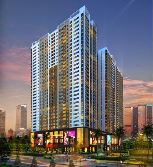 Gemek Tower Căn hộ chung cư giá từ 13,1 triệu đồng một m2