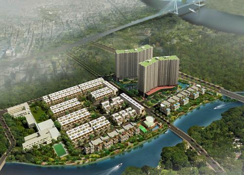 Sacomreal ra mắt dự án khu đô thị phức hợp Jamona City