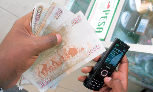 Cho vay nông nghiệp phát triển nhờ mobile banking