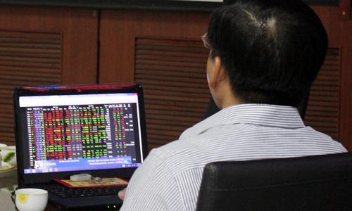 Cổ phiếu lớn sa sút, Vn-Index rời ngưỡng 600 điểm