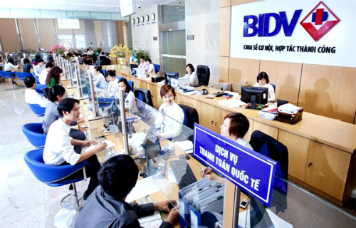 Để đăng ký dịch vụ BankPlus, khách hàng chỉ cần liên hệ các phòng giao dịch của BIDV trên toàn quốc.