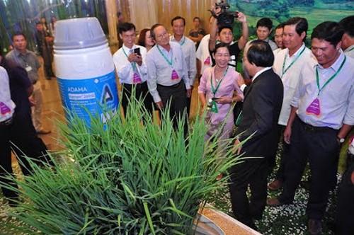 ADAMA phát triển lâu dài cùng nền nông nghiệp Việt Nam