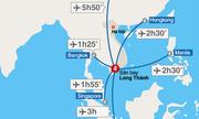 Tổng quan dự án Sân bay Quốc tế Long Thành