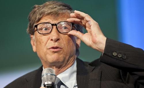 Bill Gates mất 218 năm mới tiêu hết tiền