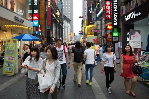 Người trẻ độc thân - mỏ vàng của doanh nghiệp Hàn Quốc