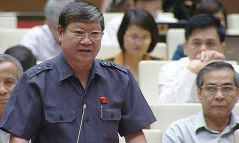 Đại biểu Lê Như Tiến: 'Thất thoát hàng tỷ đồng vì tham nhũng nhà công vụ'