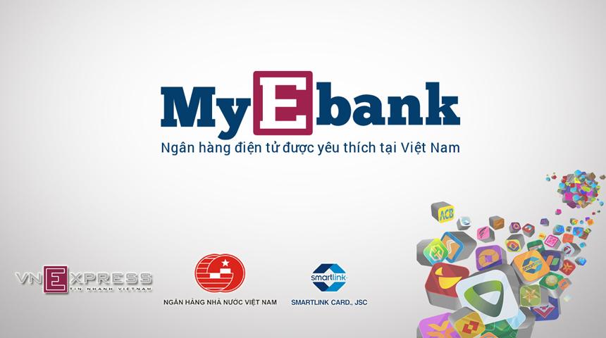Bình chọn My Ebank - Ngân hàng điện tử được yêu thích tại Việt Nam