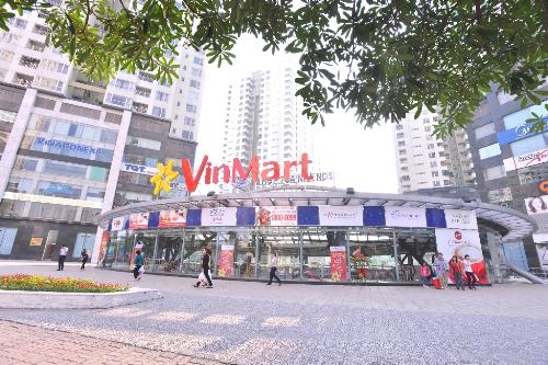 Hệ thống siêu thị VinMart ưu đãi dịp ra mắt