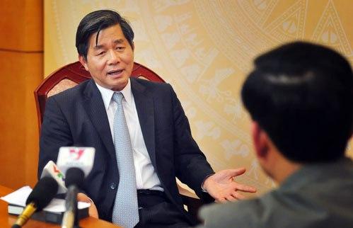 Bộ trưởng Bùi Quang Vinh: Sẽ bỏ dần con dấu doanh nghiệp