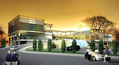 Dự án hiện đang thực hiện giai đoạn 2 bao gồm xây dựng các khu nghỉ dưỡng Diamond Bay Resort 2, các quần thể villas sang trọng nhìn ra sân golf và Các khu resort 4-5 sao với tổng số lượng 1100 căn hộ resort và 120 biệt thự golf sẽ hình thành và đưa vào khai thác trong Quý 2 năm 2015 với khoảng hơn 2000 phòng resort, và có kế hoạch mở bán loại hình biệt thự và căn hộ nghỉ dưỡng trong thời gian tới với hình thức quản lý khai thác cho thuê (time share).