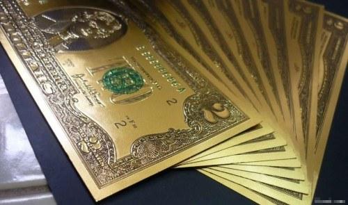 Kinh doanh tiền USD nhựa sôi động