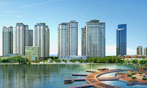 Ra mắt dự án Goldmark City - Từ Liêm - Hà Nội