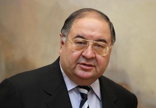Alisher Usmanov 6195 1418879971 Tỷ phú Nga Leonid Mikhelson mất 50 tỷ USD trong năm