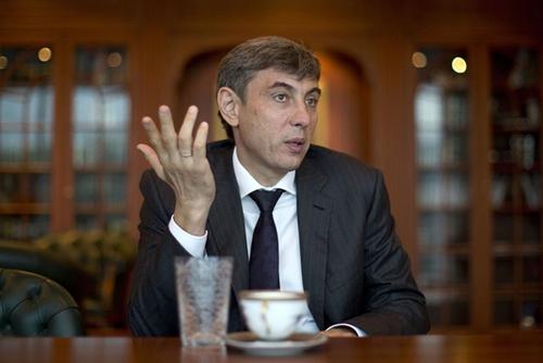 Sergey Galitsky 7933 1418879972 Tỷ phú Nga Leonid Mikhelson mất 50 tỷ USD trong năm