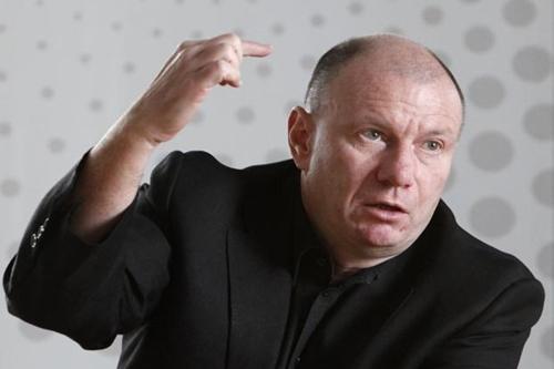 Vladimir Potanin 4699 1418879972 Tỷ phú Nga Leonid Mikhelson mất 50 tỷ USD trong năm