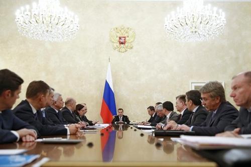 Khủng hoảng tiền tệ là phép thử nguồn lực của Nga